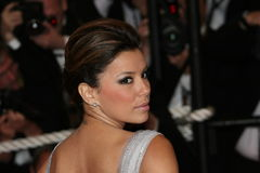 Actress Eva Longoria Parker Royalty Free Stock Photo