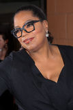 Actress/executive producer Oprah Winfrey. NEW YORK, NY - APRIL 20: Actress/executive producer Oprah Winfrey attends the Tribeca Tune In: 'Greenleaf' Screening at Royalty Free Stock Photos