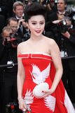 Actress Fan Bingbing Stock Image