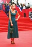 Actress, fillm director Renata Litvinova at Moscow Film Festival Royalty Free Stock Photos