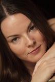 Actress headshot Stock Photo