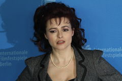Actress Helena Bonham Carter Royalty Free Stock Photo