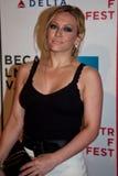 Actress Hilary Duff Stock Photography