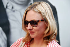 Actress Hope Davis Stock Images