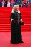 Actress Irina Miroshnichenko at Moscow Film Festival Stock Images