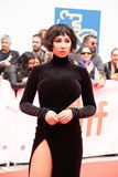 Actress Jackie Cruz at premiere of `This Changes Everything` at 2018 Toronto International Film Festival., #metoo royalty free stock photography