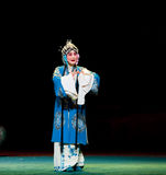 Actress-Jiangxi opera: Breeze Pavilion Royalty Free Stock Photo