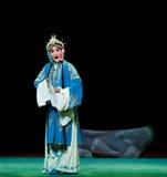 Actress-Jiangxi opera: Breeze Pavilion Royalty Free Stock Photos