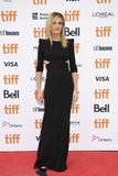 Actress Julia Roberts at the premiere of Ben Is Back, Toronto International Film Festival 2018. Oscar winner actress Julia Roberts on the red carpet at Princess Royalty Free Stock Images