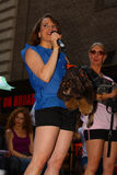 Actress Kara Lindsay Royalty Free Stock Image