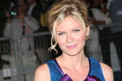 Actress Kirsten Dunst Royalty Free Stock Images