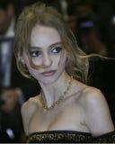 Actress Lily-Rose Depp Stock Photography