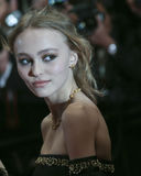 Actress Lily-Rose Depp Stock Photos