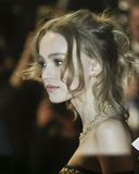 Actress Lily-Rose Depp Stock Images