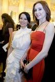 Actress  Lucy Liu Stock Images