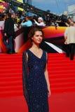 Actress Lyanka Griu at Moscow Film Festival Stock Photos