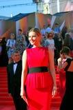 Actress Maria Kozhevnikova at Moscow Film Festival Royalty Free Stock Photo