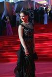 Actress Marina Alexandrova at Moscow Film Festival Royalty Free Stock Photo