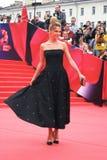 Actress Natalia Bardo at Moscow Film Festival Royalty Free Stock Images