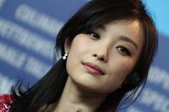 Actress Ni Ni Royalty Free Stock Photography