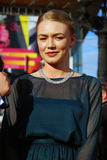 Actress Oksana Akinshina at Moscow Film Festival Stock Images