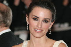 Actress Penelope Cruz Royalty Free Stock Photos