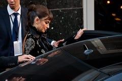 Actress Penelope Cruz Stock Photography