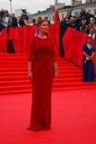 Actress and politician Maria Kozhevnikova at Moscow Film Festiva Stock Photos