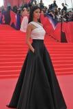 Actress Ravshana Kurkova at Moscow Film Festival Stock Photo