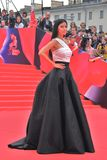 Actress Ravshana Kurkova at Moscow Film Festival Royalty Free Stock Photography