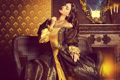 Actress Royalty Free Stock Image