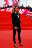Actress Renata Piotrovsky at XXXVI Moscow International Film Festival Royalty Free Stock Images