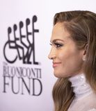 Jennifer Lopez. Actress, singer, dancer, producer, and pop superstar Jennifer Lopez attends the 33rd Annual Great Sports Legends Dinner, at the New York Hilton royalty free stock photos