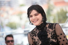 Actress SoKo Stock Photo