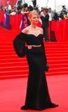 Actress Svetlana Khodchenkova at Moscow Film Festival Royalty Free Stock Photo
