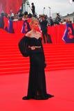 Actress Svetlana Khodchenkova at Moscow Film Festival Stock Photos