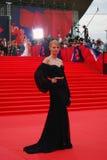 Actress Svetlana Khodchenkova at Moscow Film Festival Stock Photo