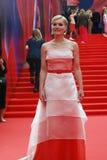 Actress Victoria Tolstoganova at Moscow Film Festival Stock Photography