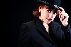 Actress woman Stock Image