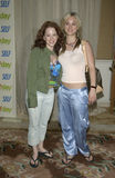 Amy Davidson,Kaley Cuoco Stock Photos