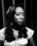 Actrice photographie stock libre de droits