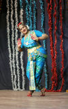 Actrice de film de Telugu Manju Bhargavi image stock