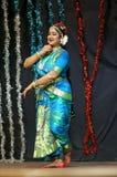 Actrice de film de Telugu Manju Bhargavi photo stock