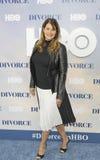 Actrice Lorraine Bracco Stock Foto
