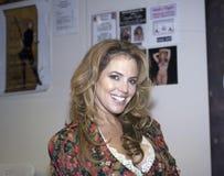 Actrice modèle Sandra Taylor Photo libre de droits