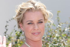 Actrice Rebecca Romijn photos stock