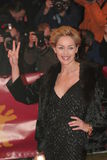 Actrice Sharon Stone photo stock