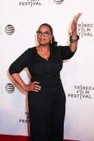 Actrice/uitvoerende producent Oprah Winfrey Stock Afbeelding