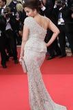 Actriz Aishwarya Rai Bachchan Imagem de Stock