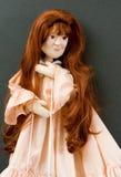 Actriz de la marioneta Imagen de archivo libre de regalías